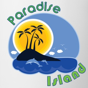 Paradise Island - Coffee/Tea Mug