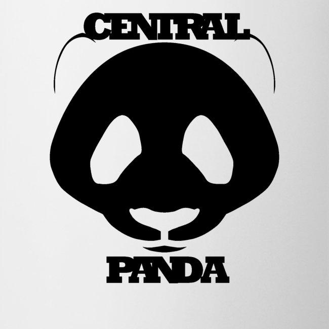 Central Panda in White