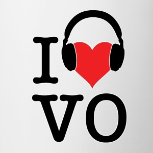 I Love VO - Coffee/Tea Mug