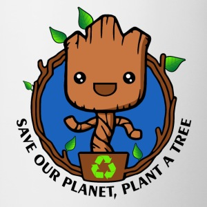 Save the planet - Coffee/Tea Mug