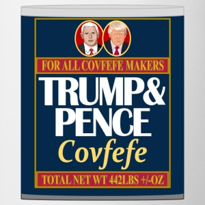Trump's Covfefe In A Can - Coffee/Tea Mug