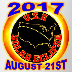 2017 USA Total Solar Eclipse Star Gaze August 21st - Coffee/Tea Mug