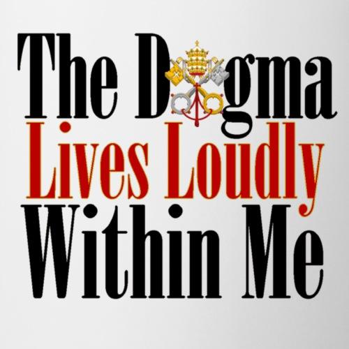 The Dogma Drinkware - Coffee/Tea Mug