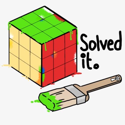 Solved it. - Coffee/Tea Mug