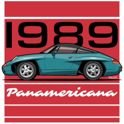 1989 P0r5che Panamericana Concept Car - Coffee/Tea Mug