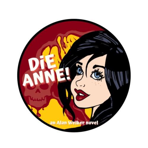 Die Anne: Sweet & Bloody - Coffee/Tea Mug
