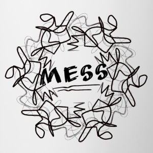 mess - Coffee/Tea Mug