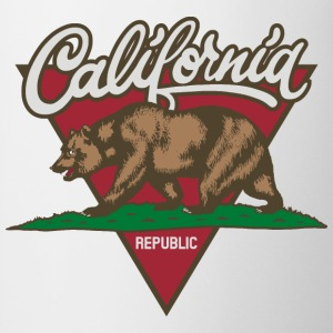 California Republic - Coffee/Tea Mug