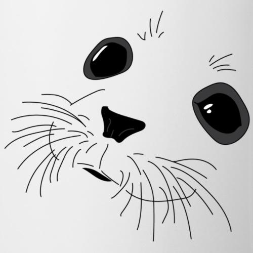 Seal Face-Acessories - Coffee/Tea Mug
