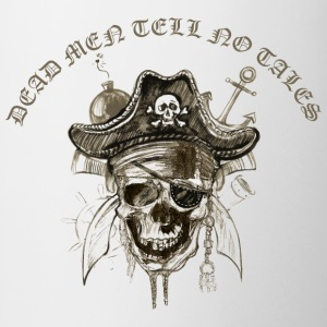 dead men tell no tales - Coffee/Tea Mug