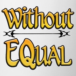 Without EQual - Coffee/Tea Mug