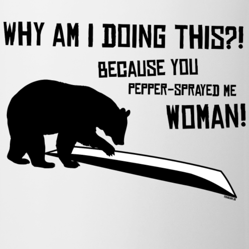 Why Bear? - Coffee/Tea Mug