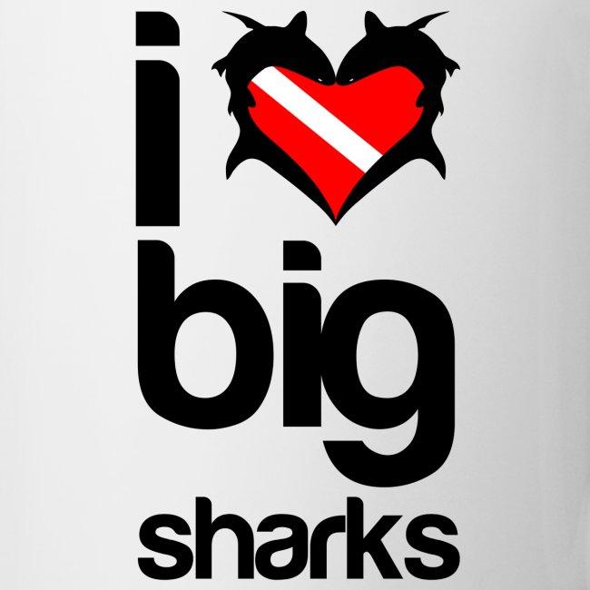 I Love Big Sharks