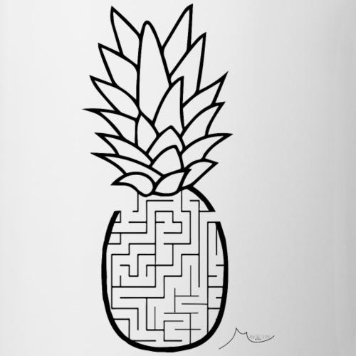 Maze PineApple | Limited ♕ - Coffee/Tea Mug