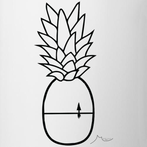 Tree PineApple | Limited ♕ - Coffee/Tea Mug