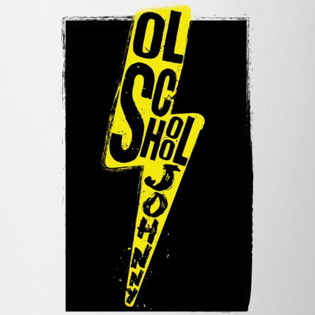 Ol' School Johnny Colour Lightning