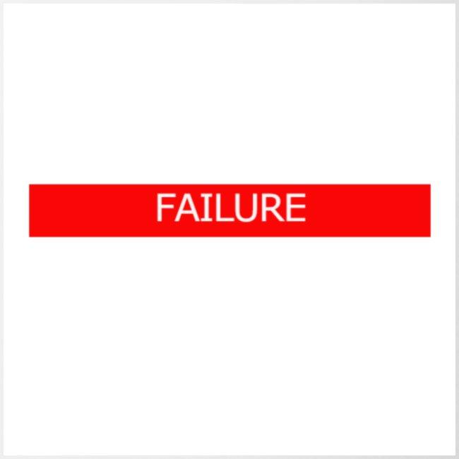 Failure Merch