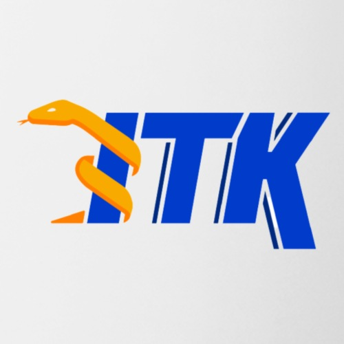 ITK logo - Coffee/Tea Mug