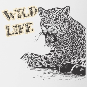 WILD LIFE - Coffee/Tea Mug