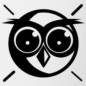 Owl - Comic - Manga Style - Coffee/Tea Mug