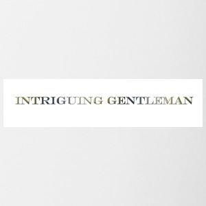 Intriguing Gentleman Tee - Coffee/Tea Mug