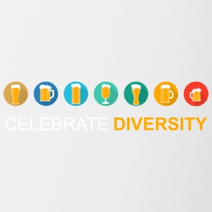 Celebrate Diversity - Coffee/Tea Mug