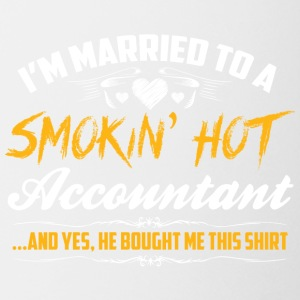 accountant married - Coffee/Tea Mug