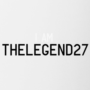 I AM THELEGEND27 - Coffee/Tea Mug