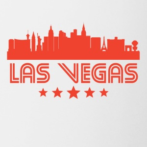 Retro Las Vegas Skyline - Coffee/Tea Mug
