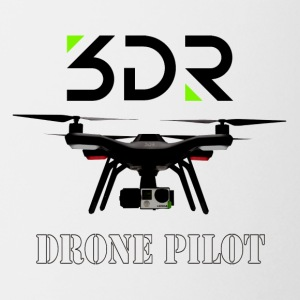 3DR DRONE PILOT - Coffee/Tea Mug