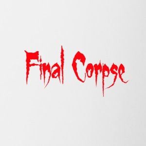 final corpse - Coffee/Tea Mug