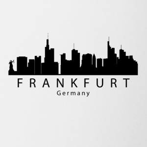 Frankfurt Germany Skyline - Coffee/Tea Mug