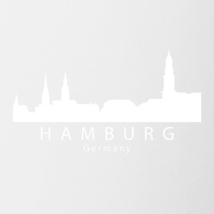Hamburg Germany Skyline - Coffee/Tea Mug