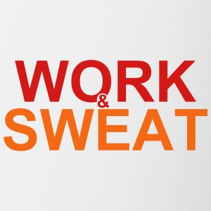Work & Sweat - Coffee/Tea Mug