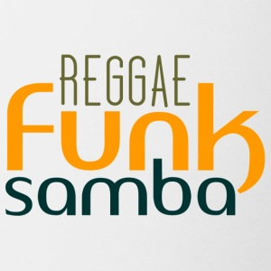 Reggae Funk Samba - Coffee/Tea Mug