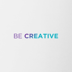 Be Creative x2 Colors - Coffee/Tea Mug