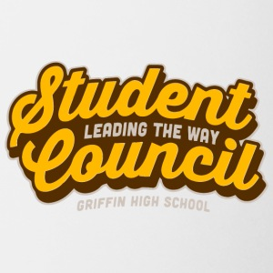 LEADING THE WAY GRIFFIN HIGH SCHOOL - Coffee/Tea Mug