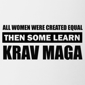 kravmaga design - Coffee/Tea Mug