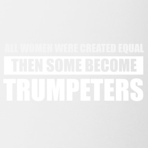 Trumpeters design - Coffee/Tea Mug