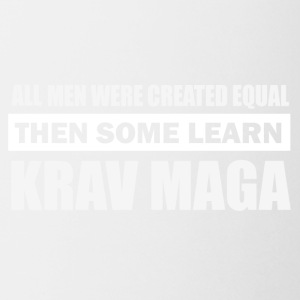 krav maga design - Coffee/Tea Mug