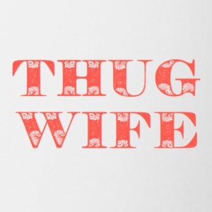 THUG WIFE - Coffee/Tea Mug