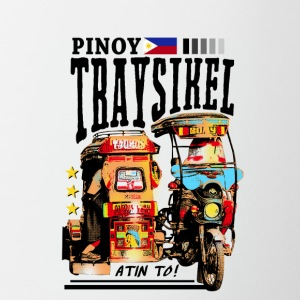 Pinoy Traysikel - Coffee/Tea Mug