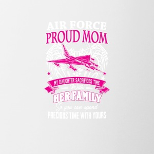 proud mom - Coffee/Tea Mug
