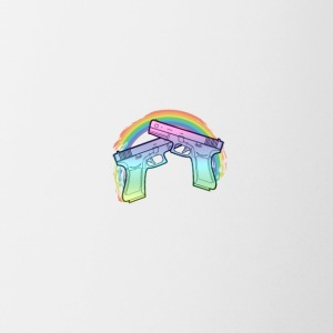 Rainbow guns - Coffee/Tea Mug