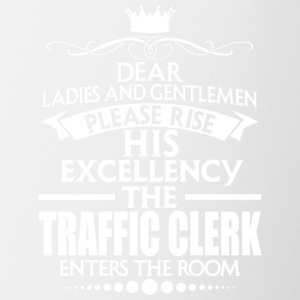 TRAFFIC CLERK - EXCELLENCY - Coffee/Tea Mug