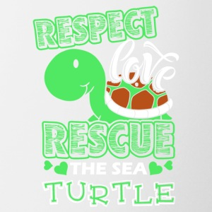 Sea Turtle Shirt - Coffee/Tea Mug