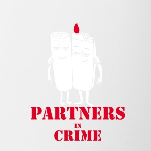 Partners in Crime - Coffee/Tea Mug