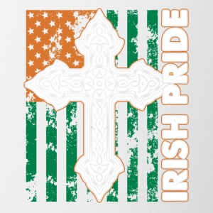 Irish Pride Tshirt - Coffee/Tea Mug