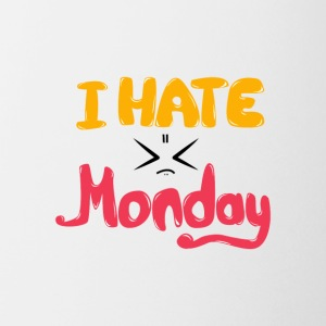 hate Monday - Coffee/Tea Mug