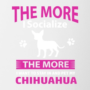 Funny Chihuahua designs - Coffee/Tea Mug